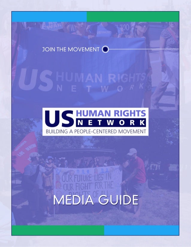 MEDIA KIT: US Human Rights Network