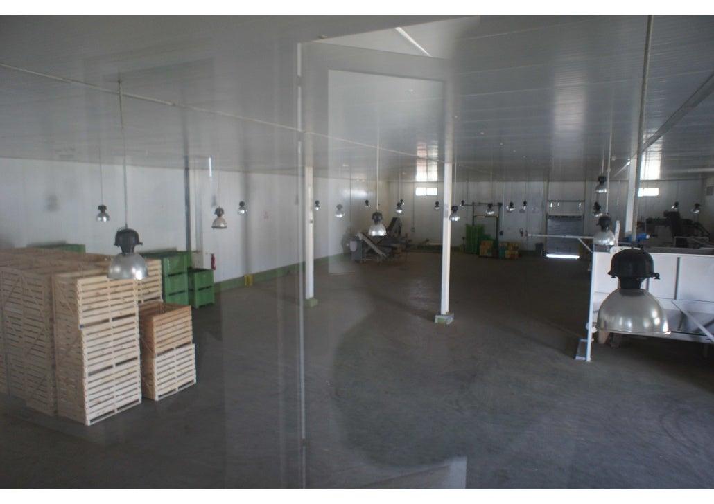 Usine agri production