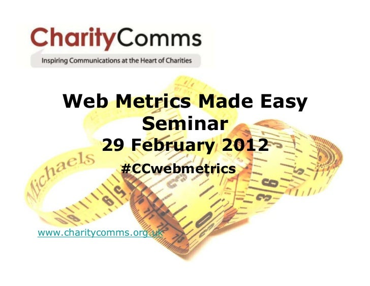 Using data to optimise your website and marketing activities