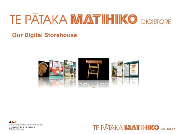 Our Digital Storehouse