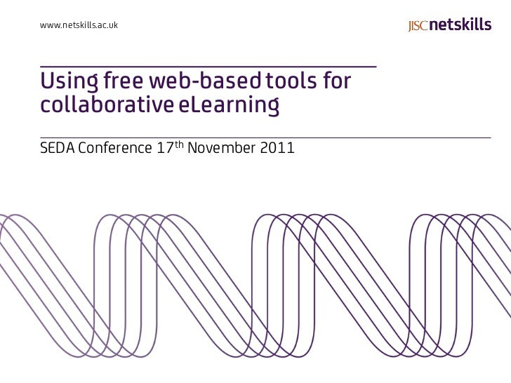 Using free web based tools for collaborative e learning