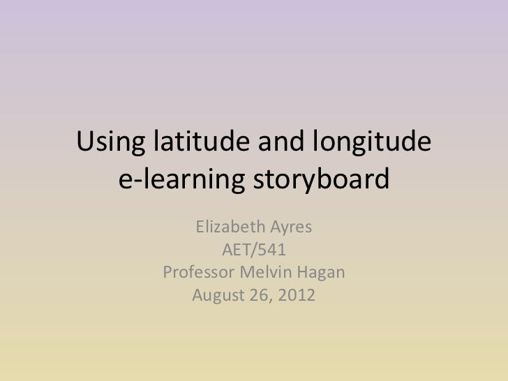 Using maps storyboard part 4