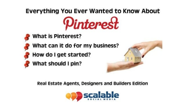 Using pinterest for Real Estate and Design Business