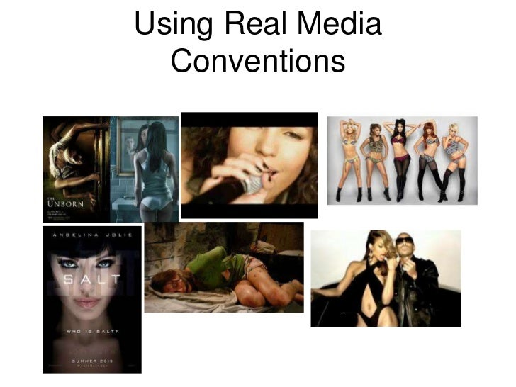 Using Real Media  Conventions