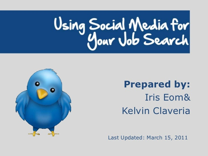 Prepared by:<br />Iris Eom &<br />Kelvin Claveria<br />Last Updated: March 15, 2011<br />