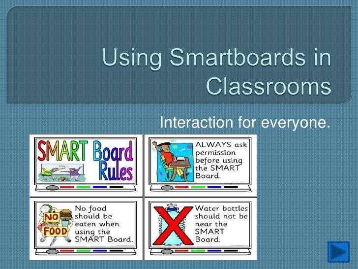 Using whiteboards in classrooms