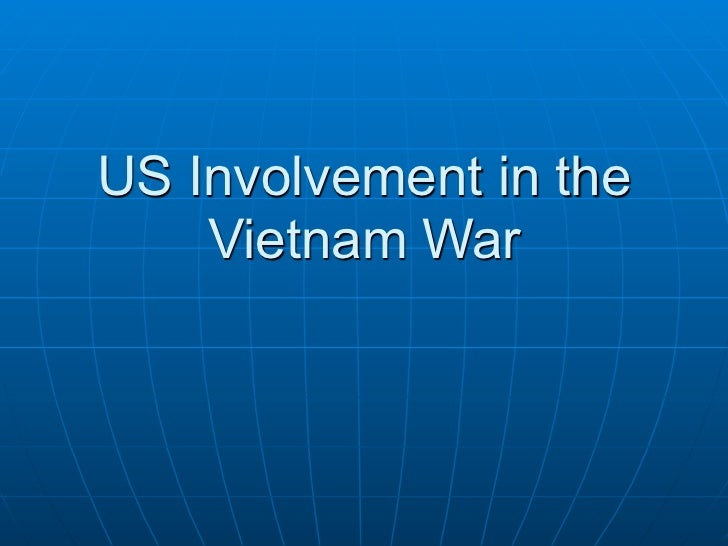 impact of the us involvement in essay The role of technology in world war i technology made a huge impact in the fighting of world war i blimps dropped bombs, airplanes with propellers in the back radioed gun positions, aces battled in their biplanes, ground troops threw and shot grenades at each other, and heavy machine guns snapped off bullets at each other making a big.