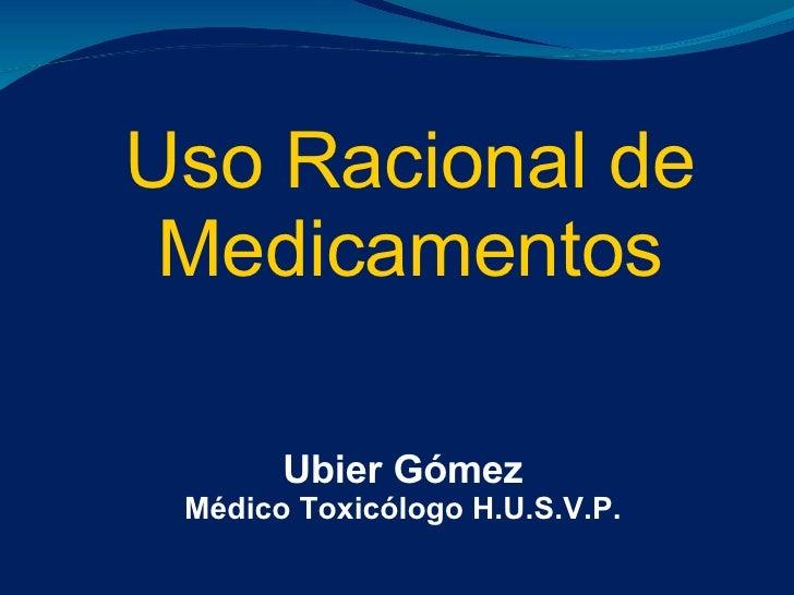 Pharmapro, Uso Racional De Medicamentos
