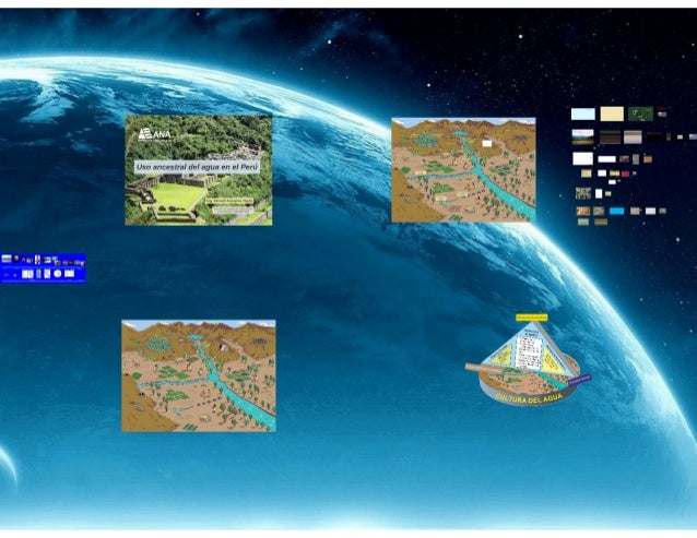 Uso ancestral del agua en el Perú