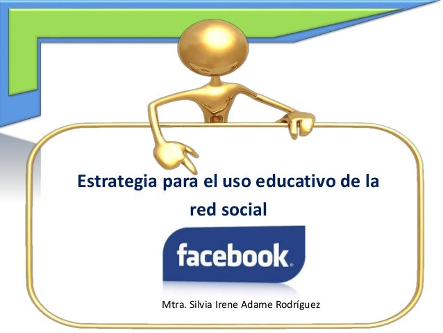 Uso de facebook para investigacion