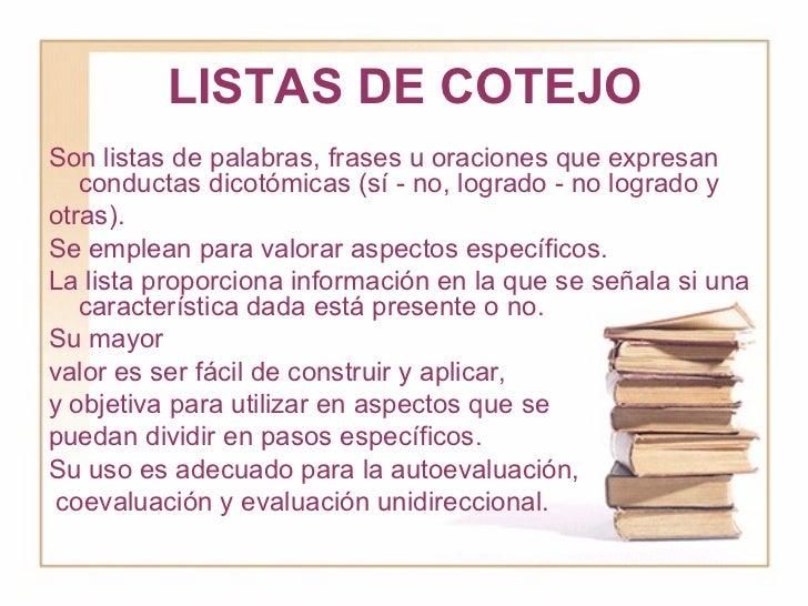 definicion lectura formativa: