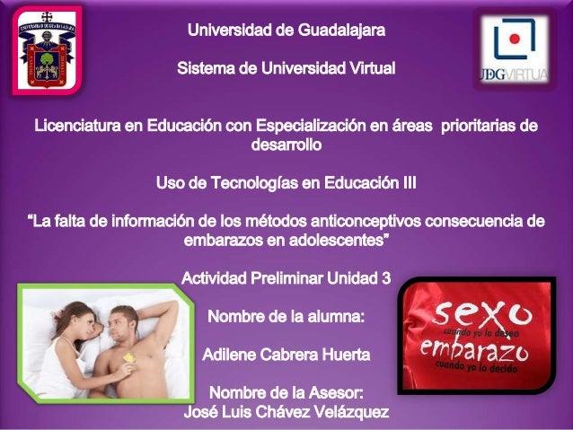 Universidad de GuadalajaraSistema de Universidad VirtualLicenciatura en Educación con Especialización en áreas prioritaria...