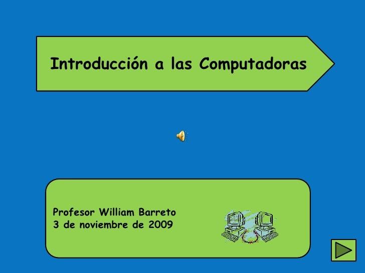 Uso Y Manejo De La Computadora