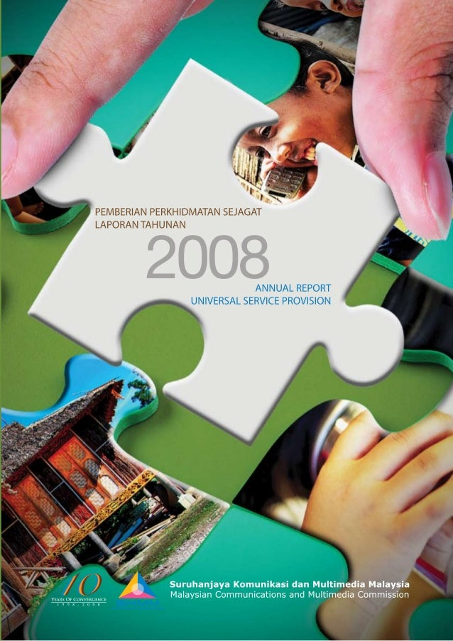 USP Annual Report 2008