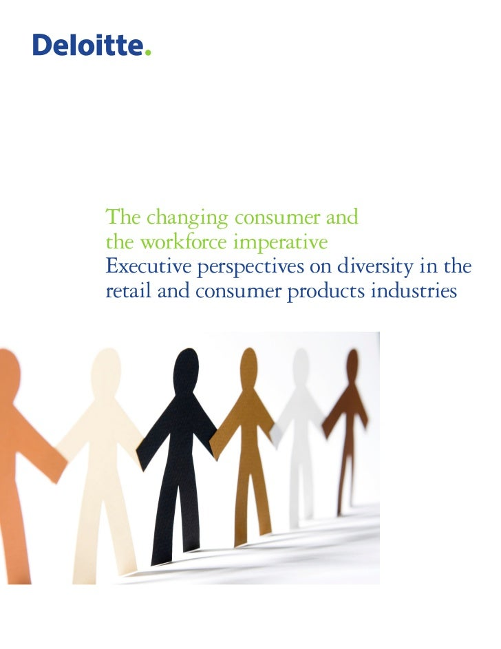 The Changing Consumer and the Workforce