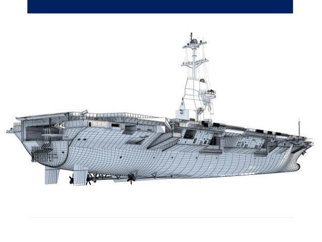 Uss Gerald Ford Aircraft Carrier Cvn 78 3d Model