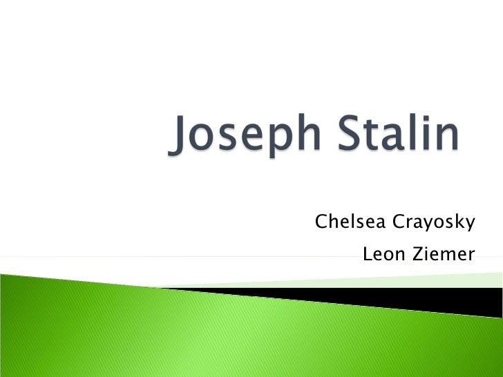 Chelsea Crayosky Leon Ziemer