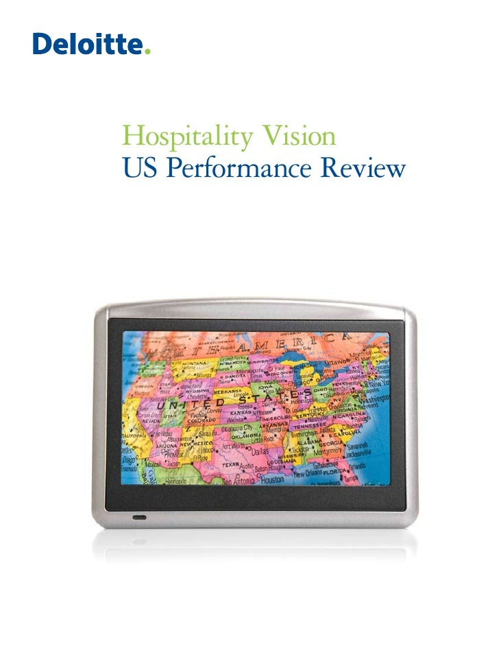 Hospitality VisionUS Performance Review