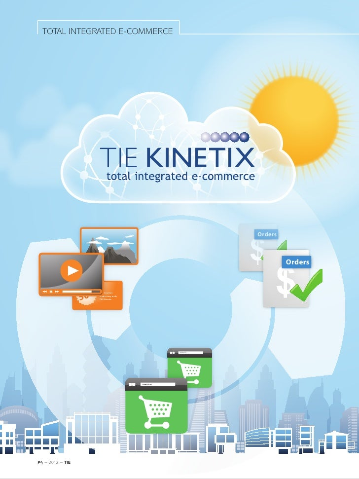 TOTAL INTEGRATED E-COMMERCE                                         Orders                                                ...