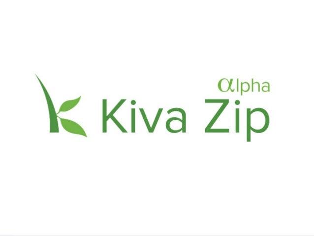 Kiva Zip Information