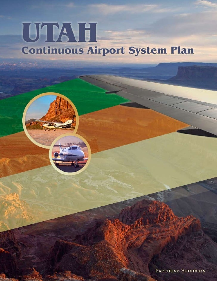 Utah's Division of Aeronautics    UDOT's Division of Aeronautics is responsible for oversee-       The Federal Aviation Ad...