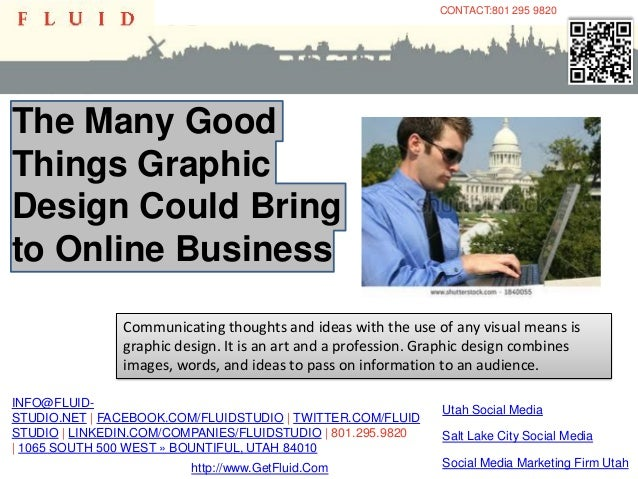 Graphic Design and Online Business