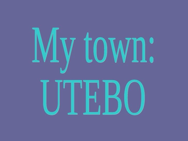 Utebo