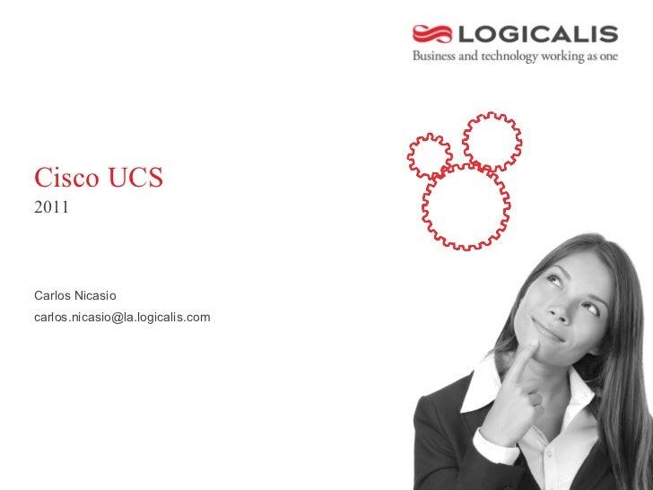 Cloud computing y UCS