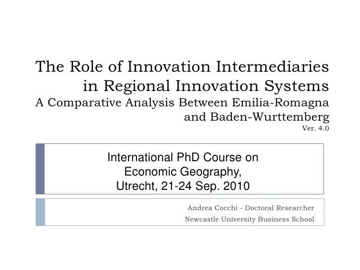 Research Presentation Utrecht