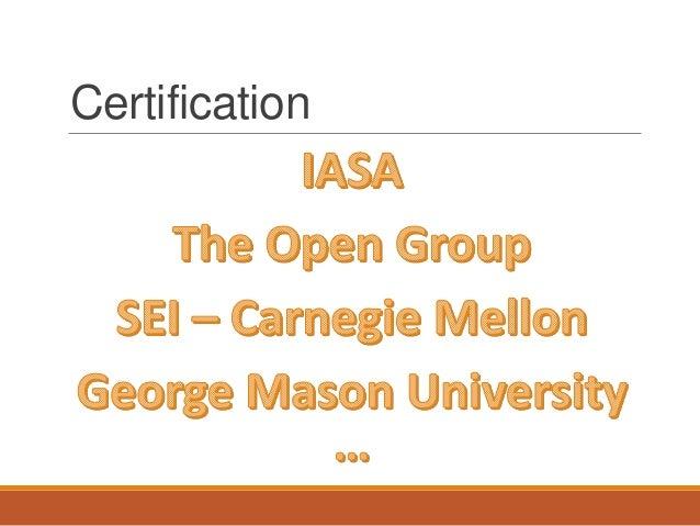 Online Certificate Programs: George Mason University Online ...