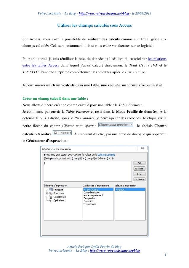 Votre Assistante – Le Blog : http://www.votreassistante.net/blog - le 28/05/2013 Article écrit par Lydia Provin du blog Vo...