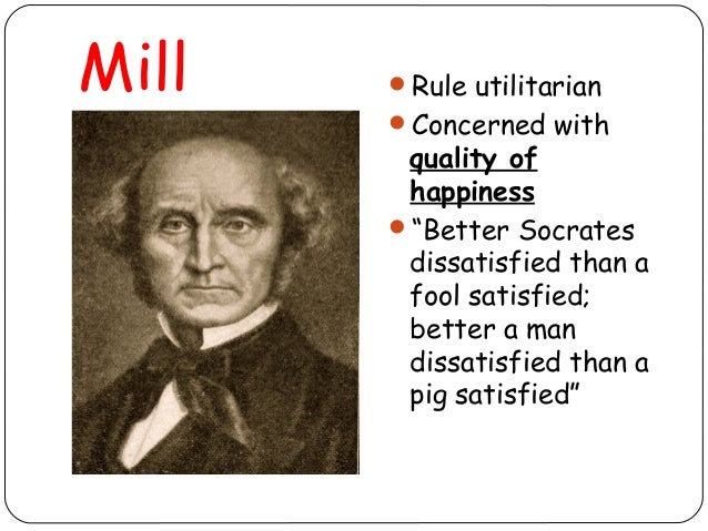 utilitarianism and happiness Utilitarianism is an ethical theory that states that the best action is the one that maximizes utility he says, utilitarianism values the happiness of people.