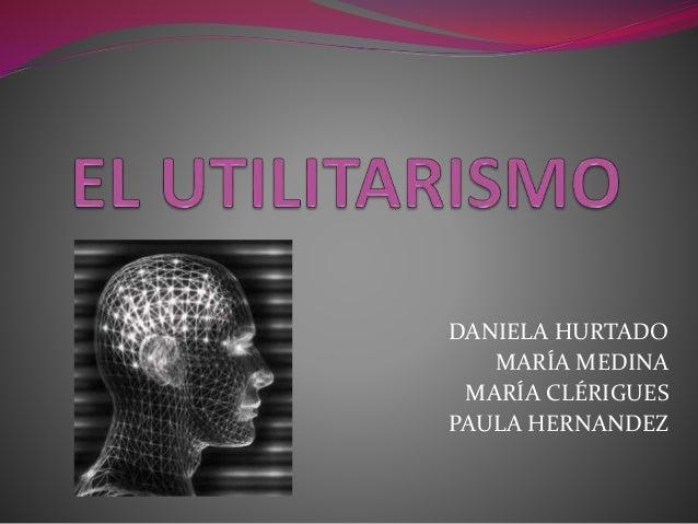 Utilitarismo