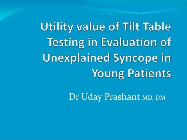Dr Uday Prashant MD, DM