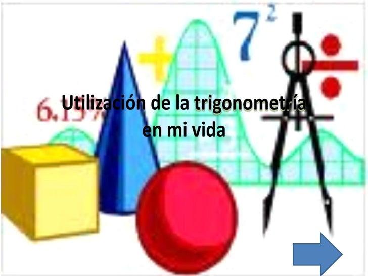 ¿Qué es la trigonometría?