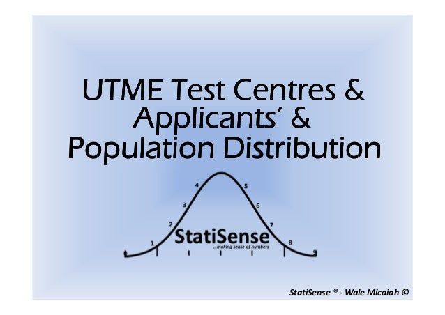 Utme testing centres nationwide