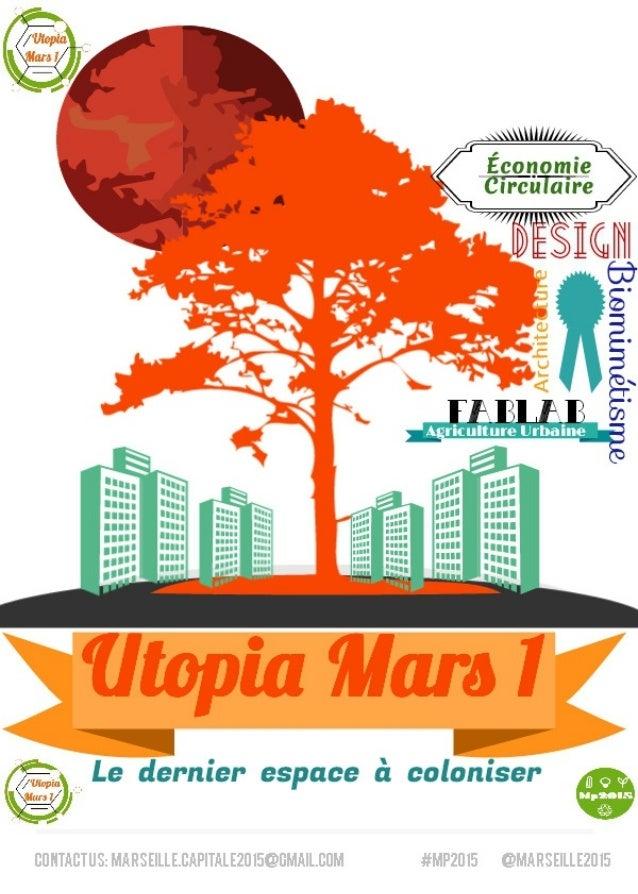 Utopia mars 1 l'économie circulaire à Marseille