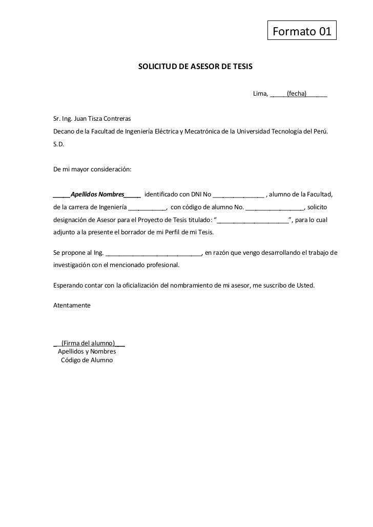 forma de hacer una solicitud: