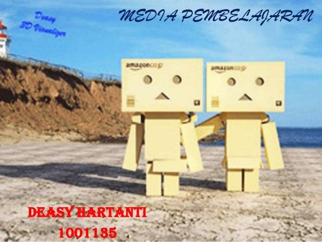 MEDIA PEMBELAJARANDEASY HARTANTI1001135