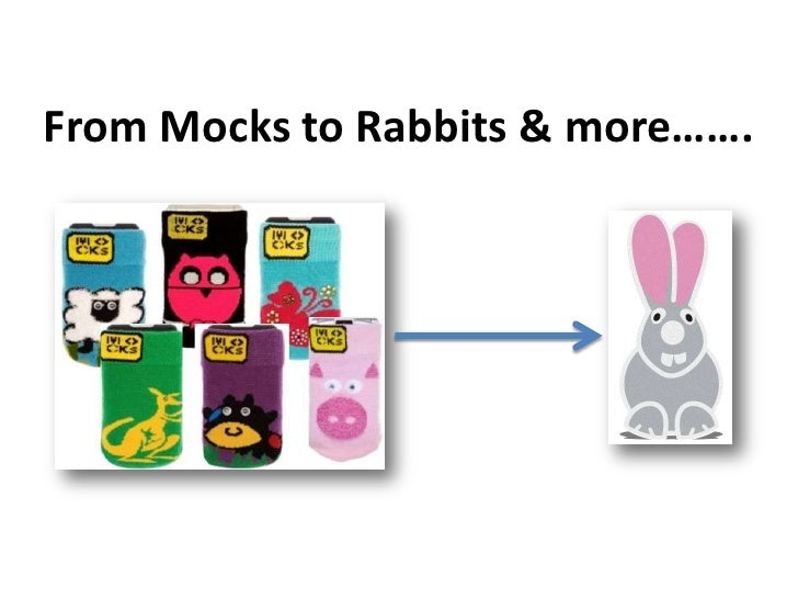 From Mocks to Rabbits & more…….