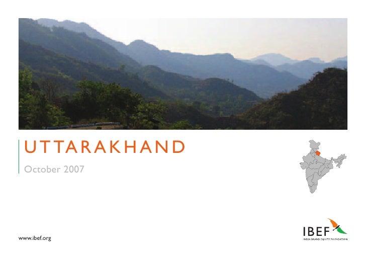 Uttarakhand 13mar 2008