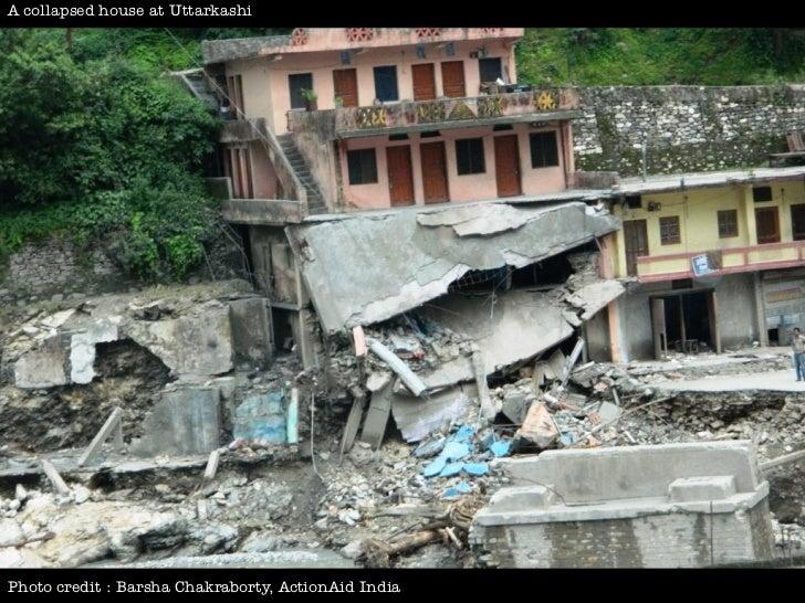 Uttarkashi flash flood in pictures