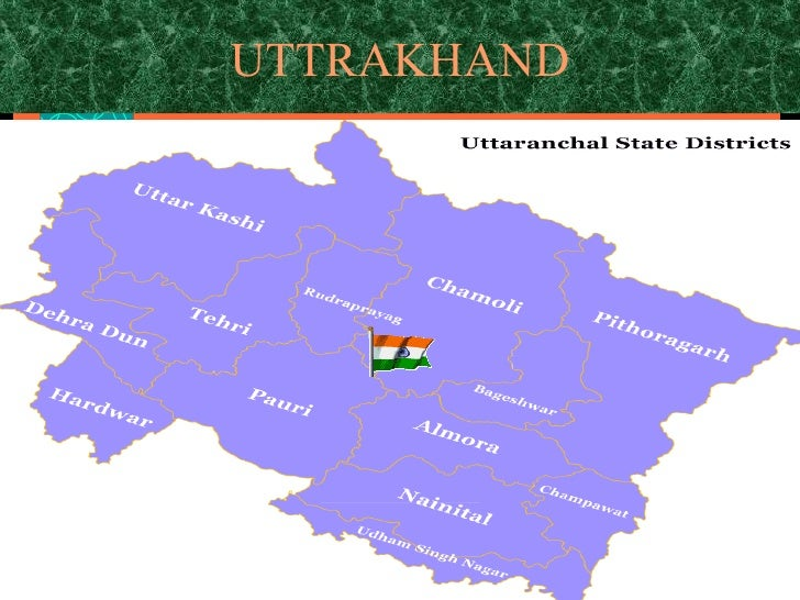 About Uttrakhand