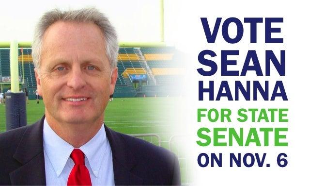 Sean Hanna for Senate