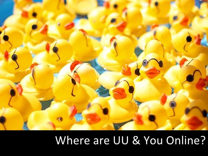Where are UU & You Online?