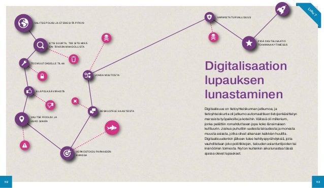 Uuskasvun polut - Digitalisaation lupaus