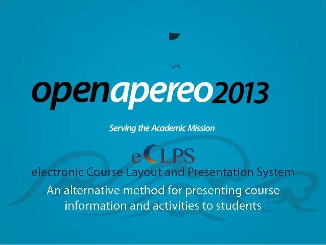 Uva eclps-open apereo2013