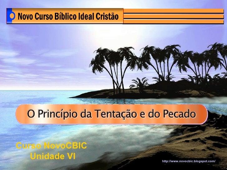 http://www.novocbic.blogspot.com/ Curso NovoCBIC  Unidade VI