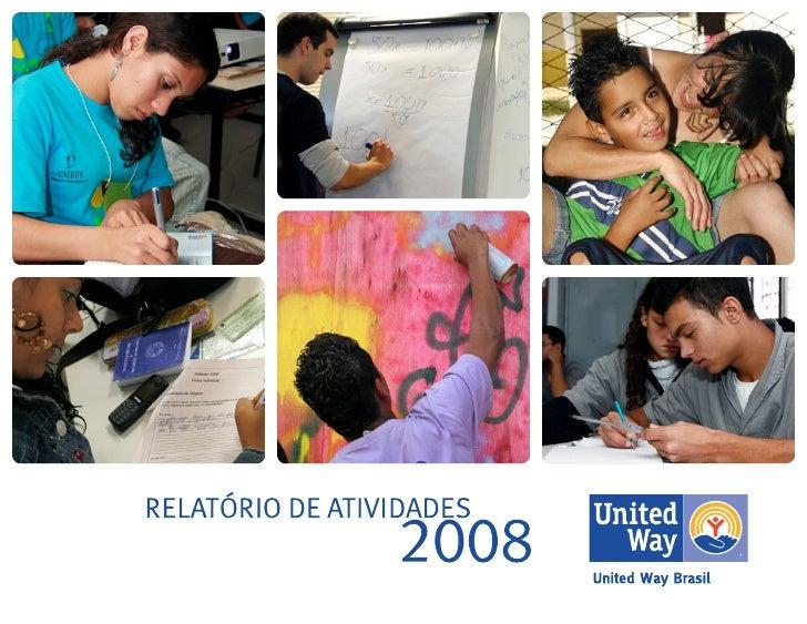 Uwb Relatorio Atividades 2008