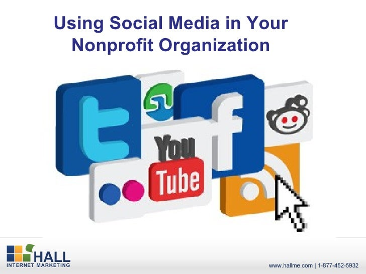 Using Social Media in Your Nonprofit Organization
